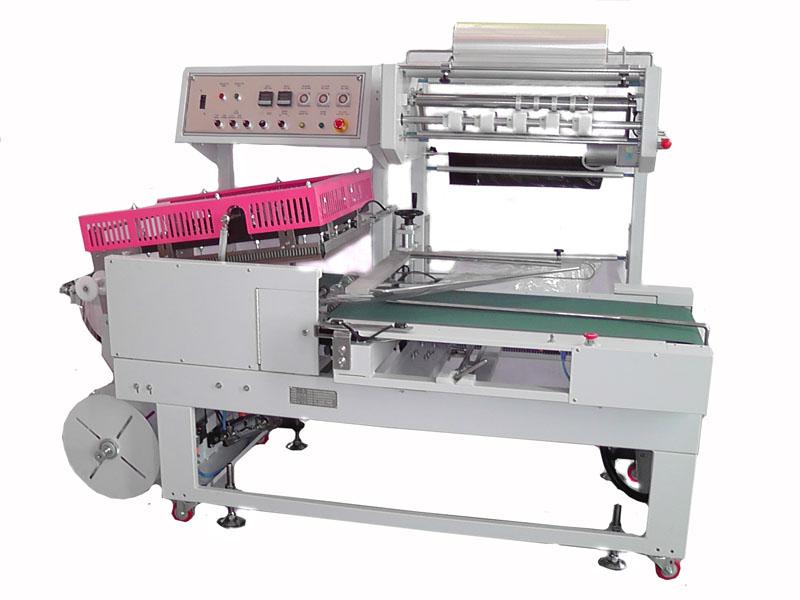 CCP-L502 L型全自动热收缩包装机